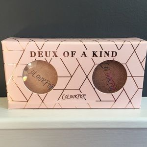Deux of a Kind Colourpop Highlighters